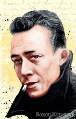 Albert Camus - Yumuşak Kapak Defter
