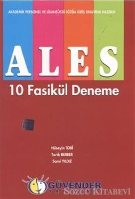 ALES 10 Fasikül Deneme