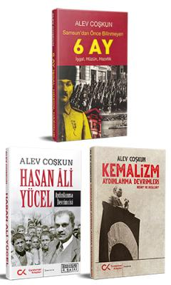 Alev Coşkun Seti (3 Kitap)