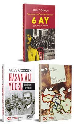 Alev Coşkun Set 2 (3 Kitap)