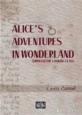 Lewis Carroll - Alice's Adventures in Wonderland | Sözcü Kitabevi