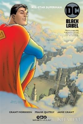 Grant Morrison - All-Star Superman | Sözcü Kitabevi