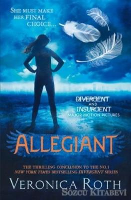 Veronica Roth - Allegiant | Sözcü Kitabevi
