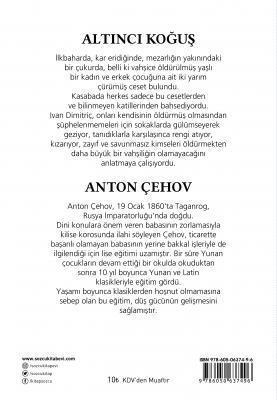 Anton Pavloviç Çehov - Altıncı Koğuş | Sözcü Kitabevi