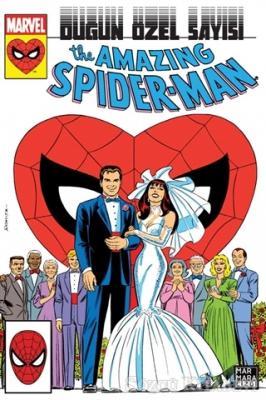 Amazing Spider - Man Düğün Özel Sayısı