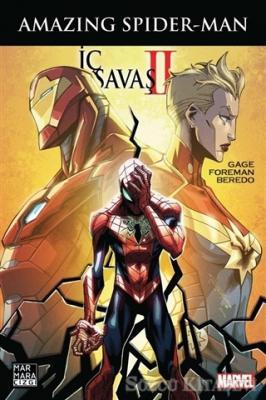 Amazing Spider Man - X Men - İç Savaş 2