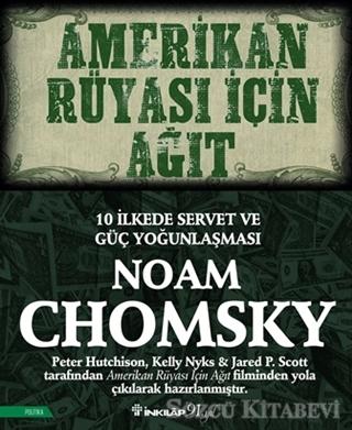 Noam Chomsky - Amerikan Rüyasi İçin Ağıt | Sözcü Kitabevi