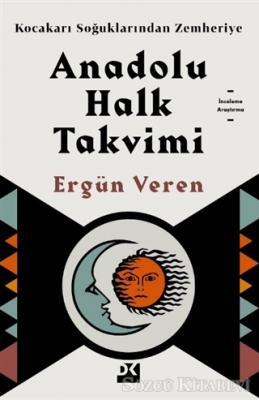 Ergün Veren - Anadolu Halk Takvimi | Sözcü Kitabevi