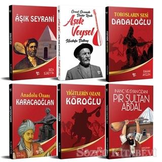 Anadolu Ozanları Seti (6 Kitap Takım)