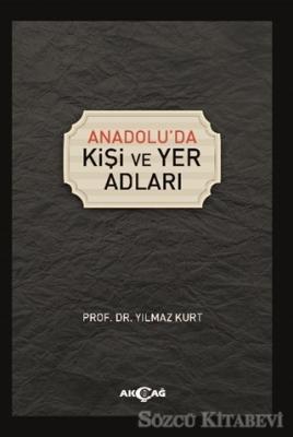 Anadolu'da Kişi ve Yer Adları