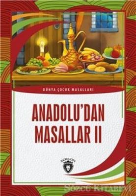 Kolektif - Anadolu'dan Masallar 2 | Sözcü Kitabevi