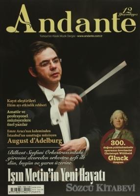 Andante Müzik Dergisi Sayı: 96 Ekim 2014