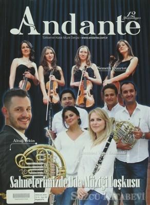 Andante Müzik Dergisi Sayı: 98 Aralık 2014