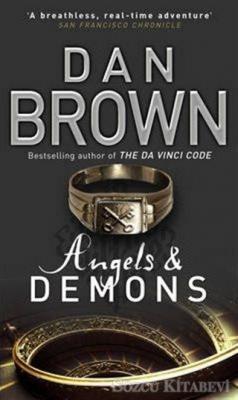 Dan Brown - Angels and Demons (Küçük Boy) | Sözcü Kitabevi