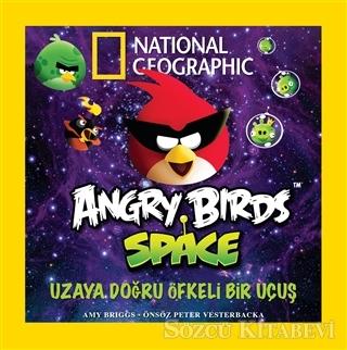 Angry Birds Space - Uzaya Doğru Öfkeli Bir Uçuş