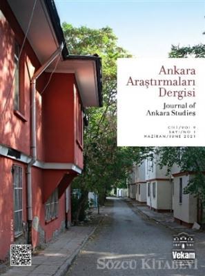Ankara Araştırmaları Dergisi Cilt: 9 Sayı: 1