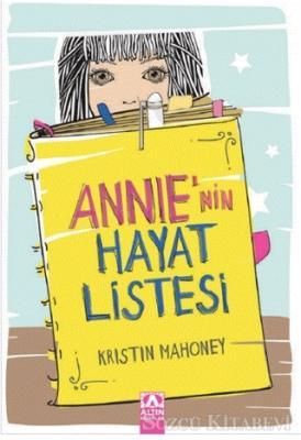 Kristin Mahoney - Annie'nin Hayat Listesi | Sözcü Kitabevi