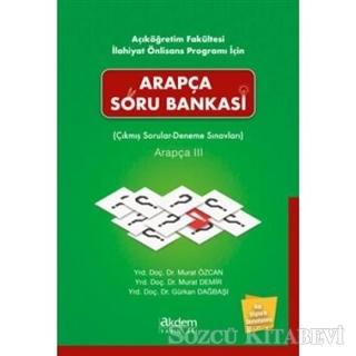 Arapça Soru Bankası 3