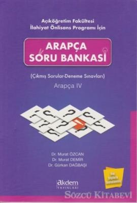 Arapça Soru Bankası 4