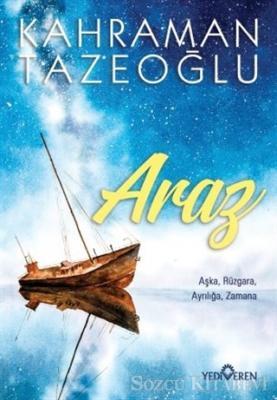 Kahraman Tazeoğlu - Araz   Sözcü Kitabevi
