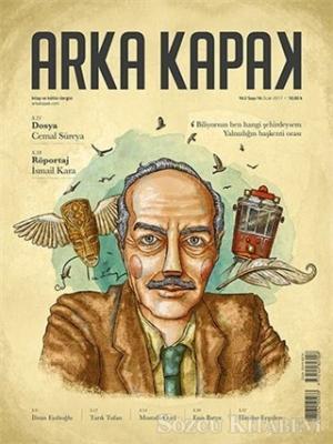Arka Kapak Dergisi Sayı : 16 Ocak 2017