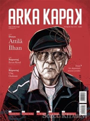 Arka Kapak Dergisi Sayı: 30 Mart 2018