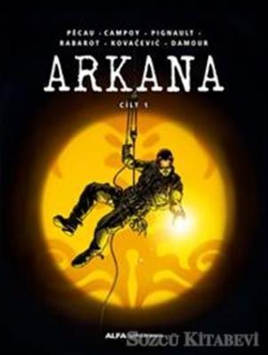 Arkana - Hayalet Baron Cilt 1