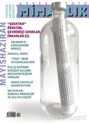Arredamento Mimarlık Tasarım Kültürü Dergisi Sayı: 346 Mayıs-Haziran 2021