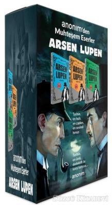 Arsen Lüpen Set (3 Kitap Takım)