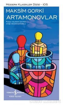 Maksim Gorki - Artamonovlar (Şömizli) | Sözcü Kitabevi