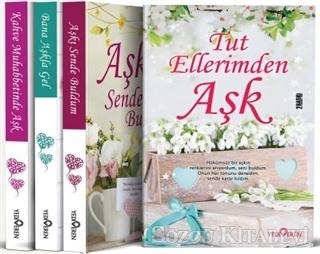 Akif Bayrak - Aşk Kitapları Seti ( 4 Kitap Takım) | Sözcü Kitabevi