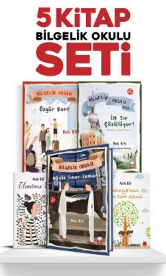 Bilgelik Okulu 5 Kitap Set