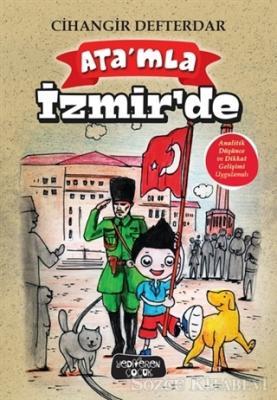 Cihangir Defterdar - Ata'mla İzmir'de   Sözcü Kitabevi