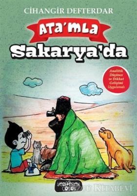 Cihangir Defterdar - Ata'mla Sakarya'da   Sözcü Kitabevi
