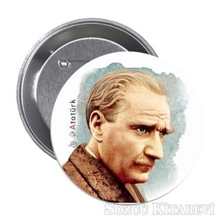 Atatürk 3 - Rozet