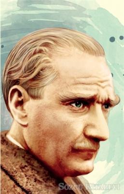 Atatürk 3 - Yumuşak Kapak Defter