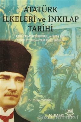 Atatürk İlkeleri ve İnkılap Tarihi (Yılmaz Yıldız)