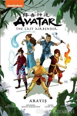 Avatar: The Last Airbender - Arayış