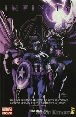 Jonathan Hickman - Avengers 4 - Infinity   Sözcü Kitabevi
