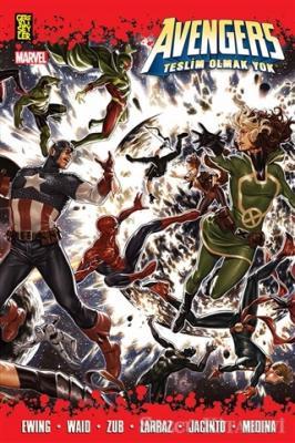 Avengers: Teslim Olmak Yok