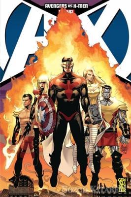 Brian Michael Bendis - Avengers vs X-Men - 2 | Sözcü Kitabevi