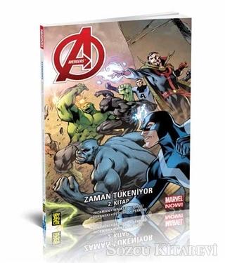 Jonathan Hickman - Avengers : Zaman Tükeniyor 2. Kitap | Sözcü Kitabevi