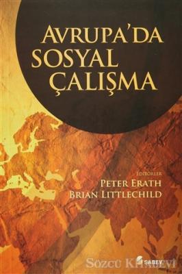 Brian Littlechild - Avrupa'da Sosyal Çalışma | Sözcü Kitabevi