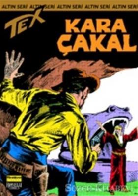 Aylık Altın Seri Tex Sayı: 29 Kara Çakal