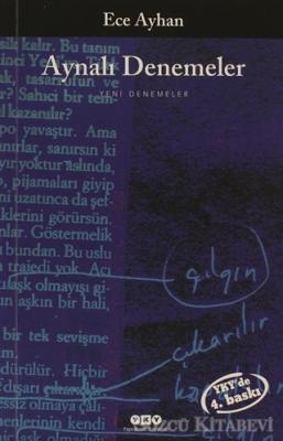 Ece Ayhan - Aynalı Denemeler | Sözcü Kitabevi