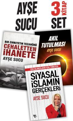 Ayşe Sucu - Ayşe Sucu 3 Kitap Set | Sözcü Kitabevi
