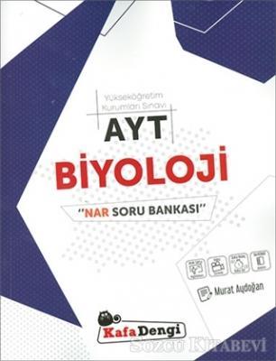 Murat Aydoğan - AYT Biyoloji Nar Soru Bankası   Sözcü Kitabevi