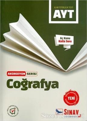 AYT Coğrafya Akordiyon Serisi
