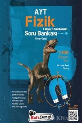 Ömer Öztel - AYT Fizik Soru Bankası 1. Kitap Orta ve İleri Düzey   Sözcü Kitabevi