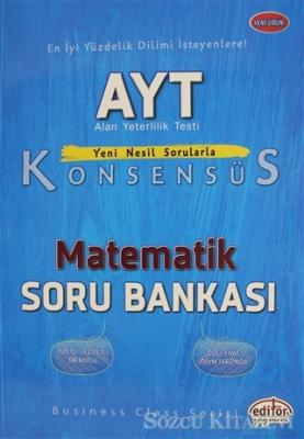 AYT Konsensüs Matematik Soru Bankası